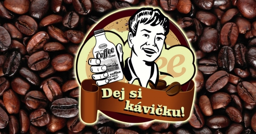 ledová káva COFFEE time